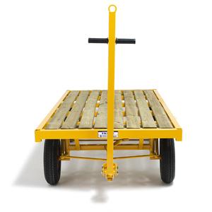 Transportvagn 5, med broms, 1500 kg