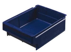 Lagerlåda 300x230x100 mm | Blå | 16 st