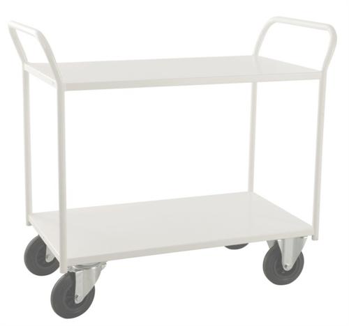Rullvagn i olika utföranden | Helsvetsad