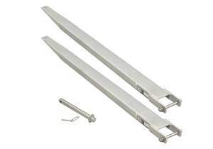 Förlängningsgafflar, Galvaniserade, 2500X150x70 mm
