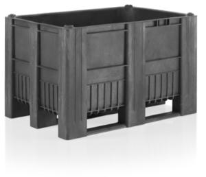Plastcontainer MoveBox Heavy Duty 1000   Mörkgrå