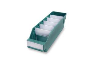 Lagerlåda 300x90x95 | Grön | 40 st