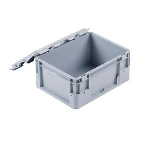 Lock, hängande, 400x300 mm, Grå
