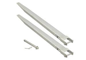 Förlängningsgafflar, Galvaniserade, 2000X125x50 mm
