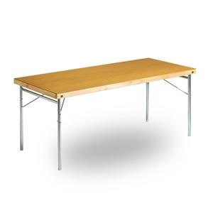 Fällbart bord Gastro, 1200x700x740 mm, boklaminat