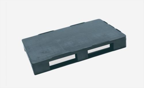 Lastpall | Hygienpall med kant 1200x800mm