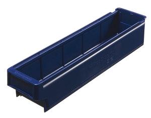 Lagerlåda 500x115x100 mm | Blå | 5 st