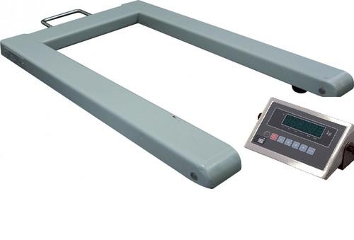Pallvåg U-formad | Maxbelastning 1000kg / 3000 kg