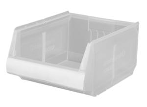 Modulback 300x230x150 mm | Transparent | 12 st