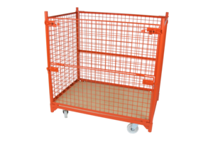 Container 500 mm lasthöjd