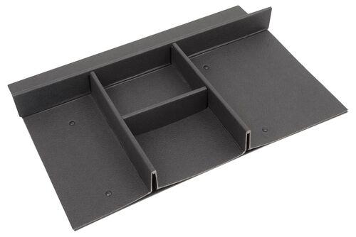 Insats till skrivbordsbyrå med tre lådor, A4