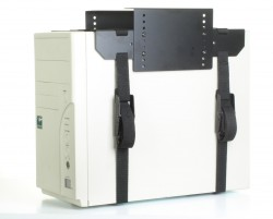 CPU-hållare/Datorhårddisk-hållare, Vrid- och utdragbar
