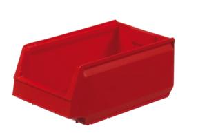 Modulback 350x206x150 mm | 16 st | Röd