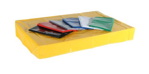 Pallöverdrag i plast   2500x800x150 mm