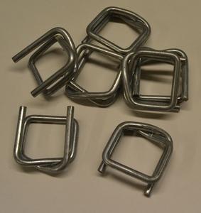 Metall-lås  WG 16 mm, 1000 st