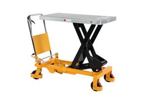Lyftbordsvagn, Hydraulisk, 750 kg