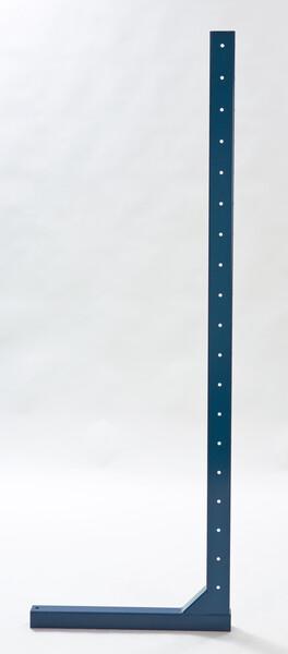 Grenställspelare Enkel, H 1500/2000/2500 mm