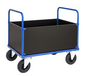 Plattformsvagn, 1200x800x900 mm, 4 sidor