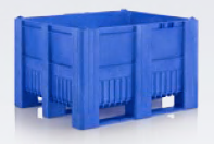 Plastcontainer MoveBox Heavy Duty | Blå