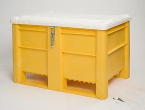 PallBox | BasicBox Gul