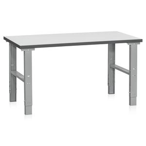 Arbetsbord 500kg | Laminat | 1600x800 mm