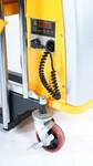 Staplare, Hydraulisk med mobilt lyftbord