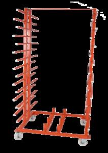 Torkvagn 7-9, fackdjup 400mm