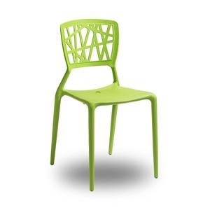 Inca-stol, limegrön
