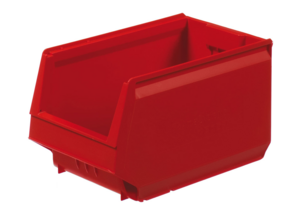 Modulback 250x148x130 mm | 32 st | Röd