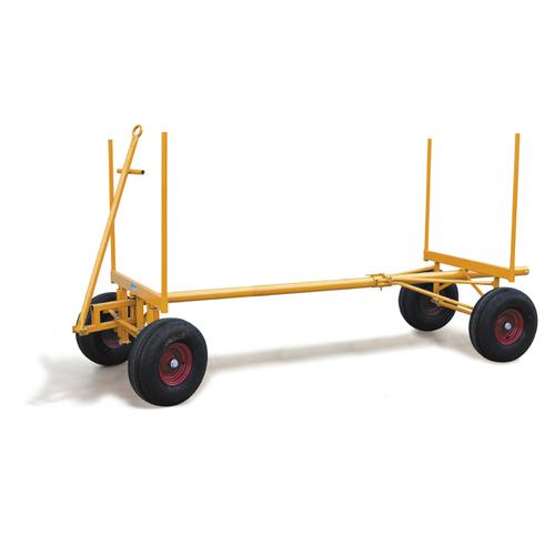 Långgodsvagn   2500/3500 kg
