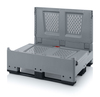 Fällbar BigBox med ventilation