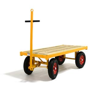 Transportvagn 1, med broms, 1500 kg