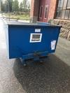 Begagnad tippcontainer med hjul   ATG   900L