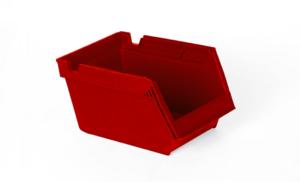 Modulback  4 L | 250x148x130 | Röd | 36 st