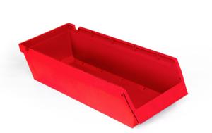 Modulback | 600x230x150 | Röd