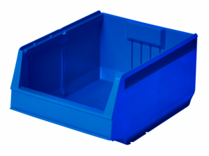Modulback 300x230x150 mm | Blå | 5 st