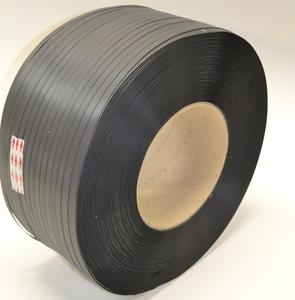 PP-band, 12x0,75 mm, kärna Ø 400 mm, rulle à 2000 m