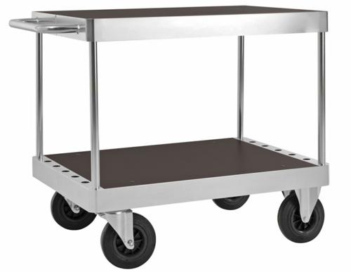 Robust bordsvagn