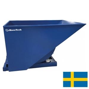 Tippcontainer ATG 4000 liter