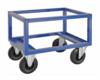 Hög pallvagn för halvpall   Max 800 kg