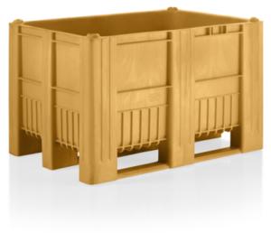 Plastcontainer MoveBox Heavy Duty 1000   Gul