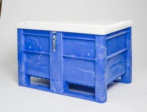 PallBox | BasicBox Blå