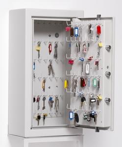 Top 750, vägghängt nyckelskåp