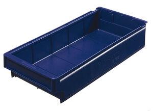 Lagerlåda 500x230x100 mm | Blå | 9 st