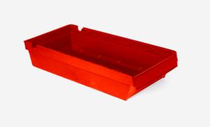 Lagerlåda 5L   500x188x80   Röd   24 st