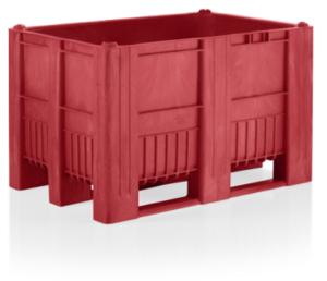 Plastcontainer MoveBox Heavy Duty 1000   Röd