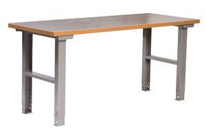 Arbetsbänk 2500x800 mm | Linoleumskiva