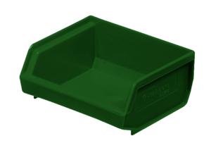Modulback 96x105x45 mm | Grön | 5 st