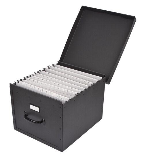 Arkivbox A4 med lock