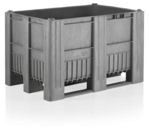Plastcontainer MoveBox Heavy Duty | Ljusgrå
